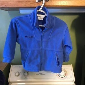 Columbia Jackets & Coats - Girls Columbia fleece jacket